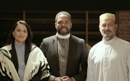 Trading Places Video: Interfaith Unity